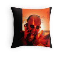 ~Scream~ Throw Pillow