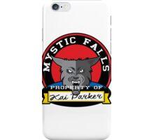 Property of Kai  iPhone Case/Skin
