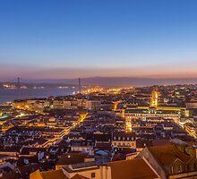 Lisbon by Francisco Gonçalves