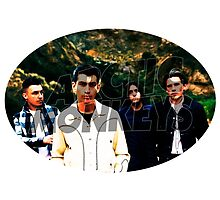 Arctic Monkeys 3 by hellyblue