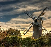 Wilton Windmill, Wiltshire by John Hall
