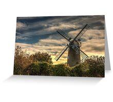 Wilton Windmill, Wiltshire Greeting Card