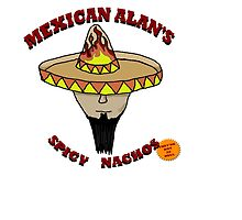 Mexican Alan's Spicy Nachos by EBGB666