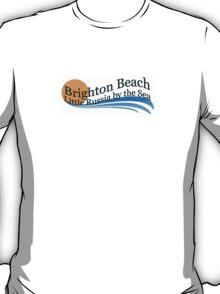 Brighton Beach - New York. T-Shirt