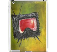 Furry Tv iPad Case/Skin