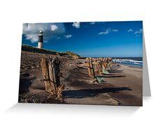 Spurn Lighthouse Greeting Card