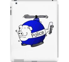 """Flying Pig"" By The Charg3R iPad Case/Skin"