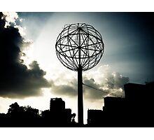 Saigon Skyline Photographic Print