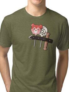 Need a sweet fix, Bubbles? Tri-blend T-Shirt