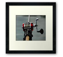 Rod Set and Able Framed Print