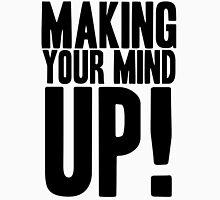 Making Your Mind Up Mens V-Neck T-Shirt