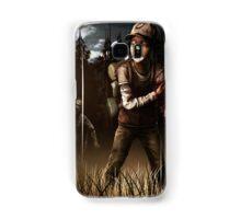 Clementine- The Walking Dead Game Samsung Galaxy Case/Skin