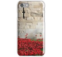 Blood swept Lands and Seas of red #4 iPhone Case/Skin