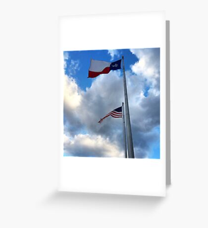 Texas Greeting Card