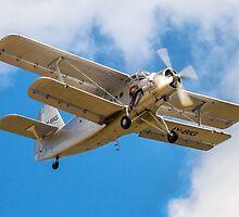 """Antonov An-2T Colt LY-BIG """"Balkan Bear"""" by Colin Smedley"""