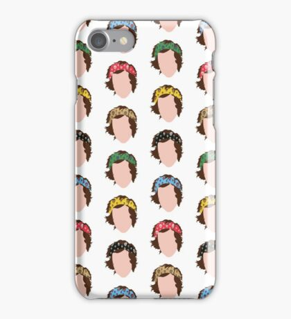 HARRY :: SCARFMANIA iPhone Case/Skin