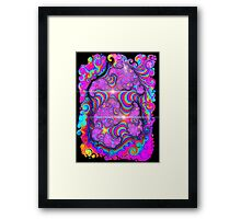 2000 Light Years From Home Framed Print