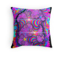 2000 Light Years From Home Throw Pillow