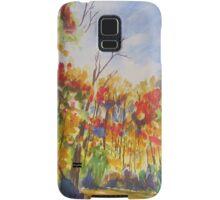 Comic Book Colors Samsung Galaxy Case/Skin