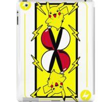 Pika card iPad Case/Skin