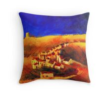 Valle D'or II Throw Pillow