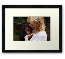 Love of My LIfe Framed Print