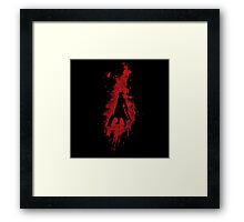 Born in Blood Framed Print