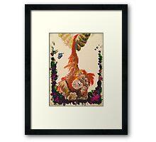 Goober Framed Print