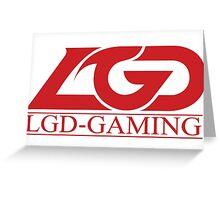 Top Seller - LGD Gaming Greeting Card