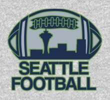 Seattle Football by jephrey88