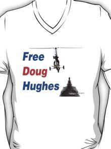 Free Doug Hughes T-Shirt