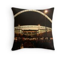 The Arch. Throw Pillow