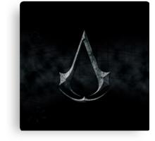 Assassins Creed Dark Stone Canvas Print