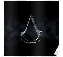 Assassins Creed Dark Stone Poster