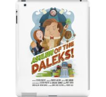 Doctor Who - Asylum of The Daleks! iPad Case/Skin