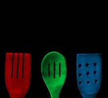 Utensils by Maris Stanley