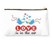 Love Is In The Air Studio Pouch