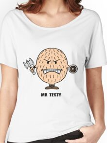 Mr. Testy Women's Relaxed Fit T-Shirt