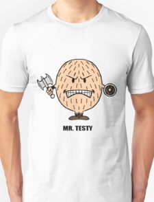 Mr. Testy T-Shirt
