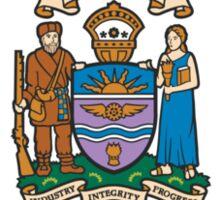Flag of Edmonton  Sticker