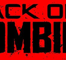 Black ops 2 Zombies by CatatonicFox