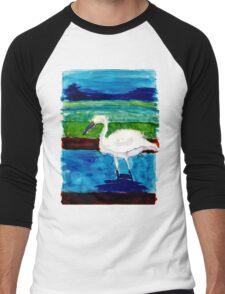 Bird Men's Baseball ¾ T-Shirt