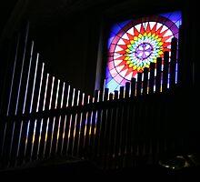 Colourful organ by sstarlightss