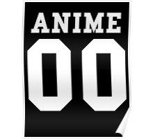 Anime PYREX (white text) Poster