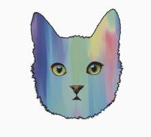 Watercolor Cat Kids Clothes