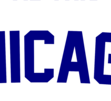 Wait 'Til This Year! Chicago Cubs 2015 Sticker