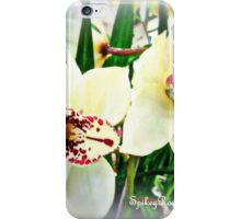 Orchids! iPhone Case/Skin