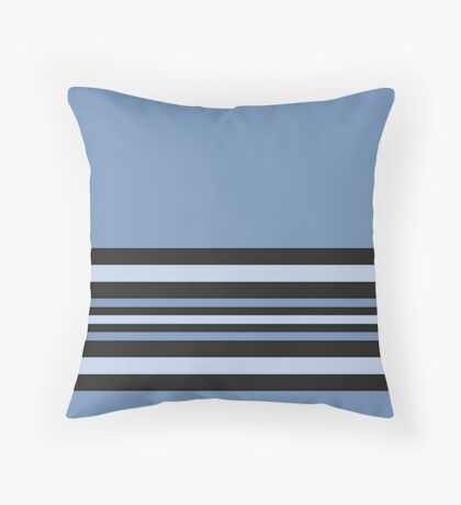 RAF Squadron Leader Duvet and Pillow Design Throw Pillow