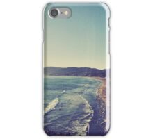 Golden Coast  iPhone Case/Skin