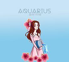Aquarius by eloisejude